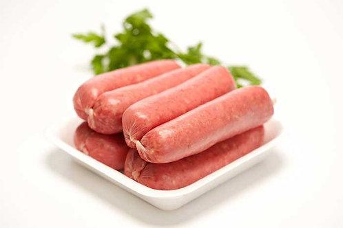 Organic Beef Sausages - 500g