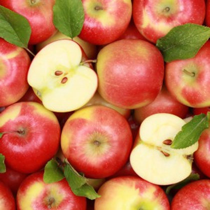 Organic Red Apples - 500g