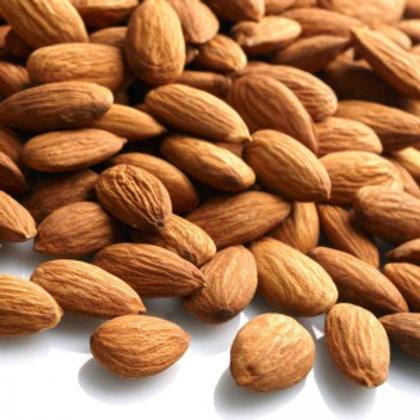 Pesticide Free Roasted Almonds 500g