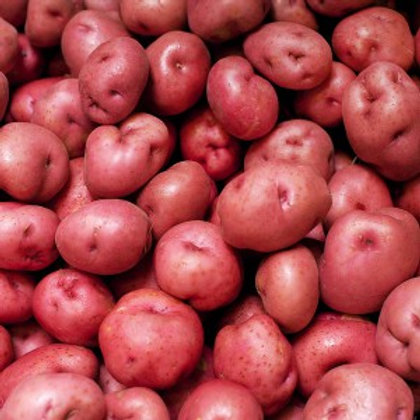 Organic Red Potatoes - 500g