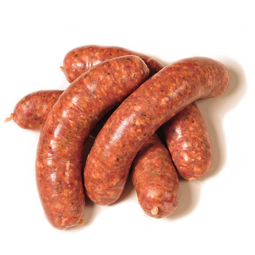 Organic Lamb Sausages - 500g