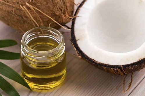Organic Coconut Oil Selection