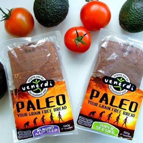Paleo Bread Selection