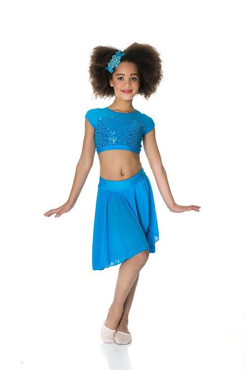 Studio 7 Inspire Mesh Skirt