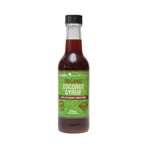 Niulife Coconut Sauces