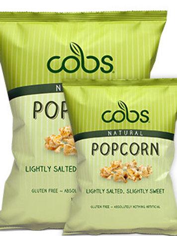 Organic Cobs Popcorn Selection