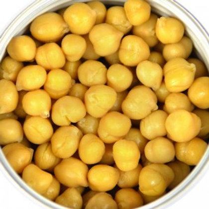 Canned Chickpeas – 400g – Organic