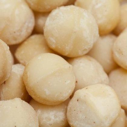 Organic Macadamias - 250g