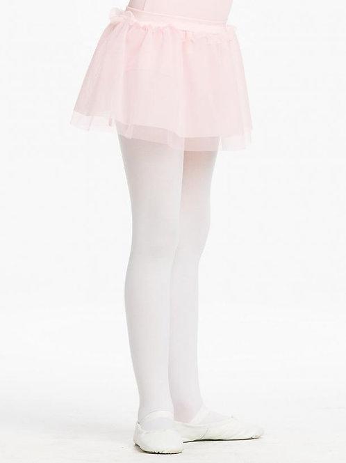 Capezio Ruffle Pull On Skirt