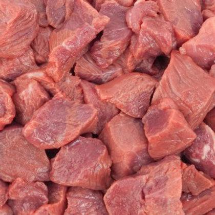 Organic Diced Lamb - 500g