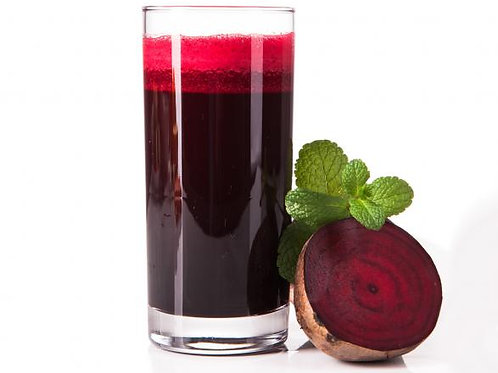 Organic Frozen Beetroot Shots - 16 Pk