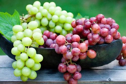 Organic Grapes - 500g