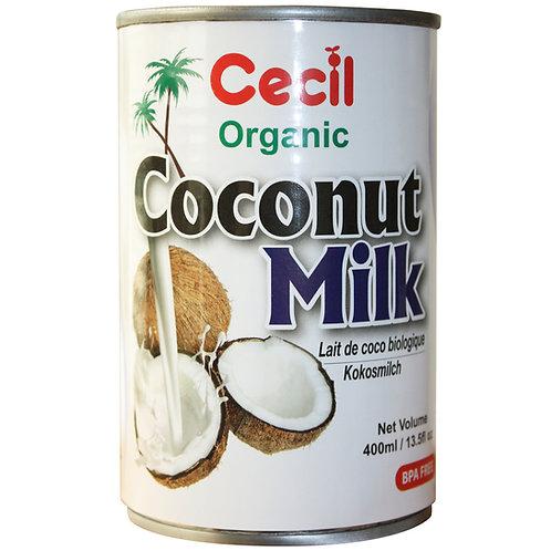 Cecil Organic Coconut Milk