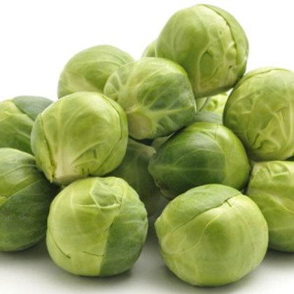 Organic Brussel Sprouts - 500g