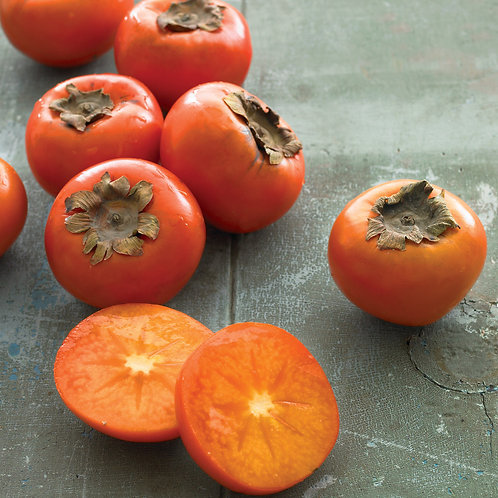 Home-Grown Persimmons - 500g