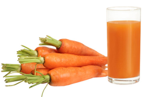Organic Juicing Carrots - 1kg
