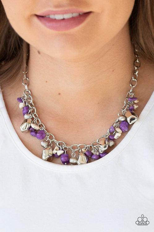 Quarry Trail - Purple - Paparazzi