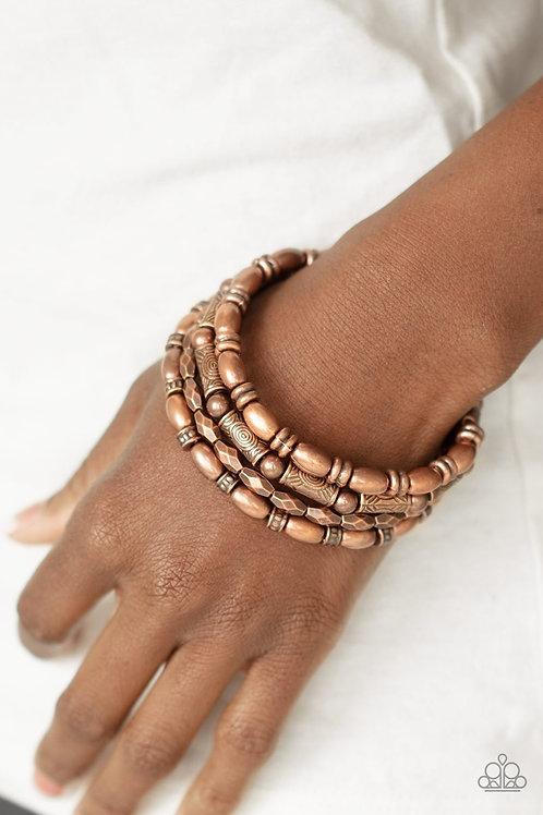 Texture Throwdown - Copper
