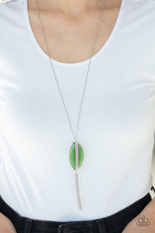 Tranquility Trend - Green - Paparazzi