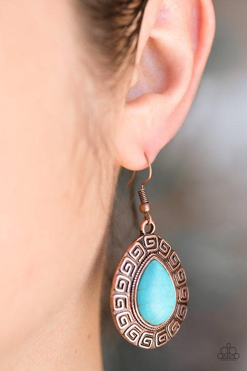 Tribal Tango - Blue