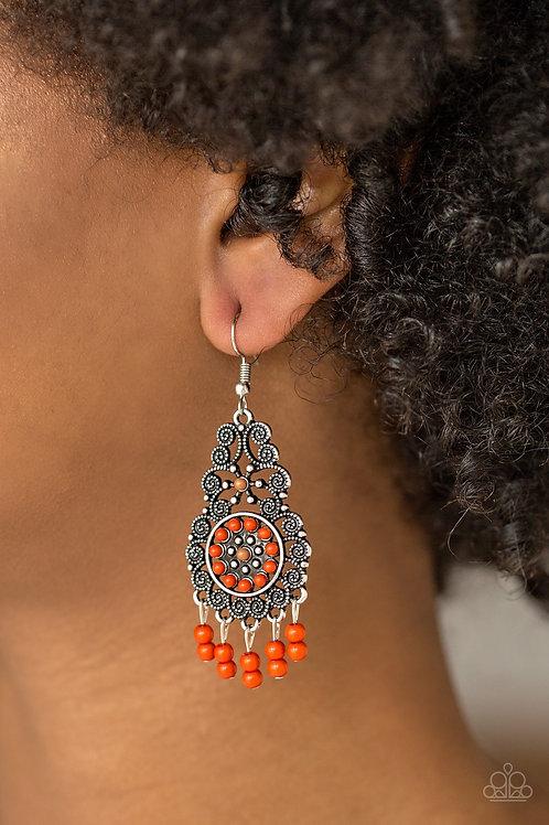 Courageously Congo - Orange