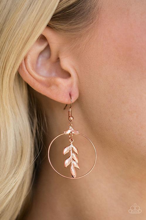 Branching Into Boho - Copper