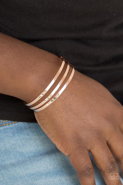 Street Sleek - Rose Gold