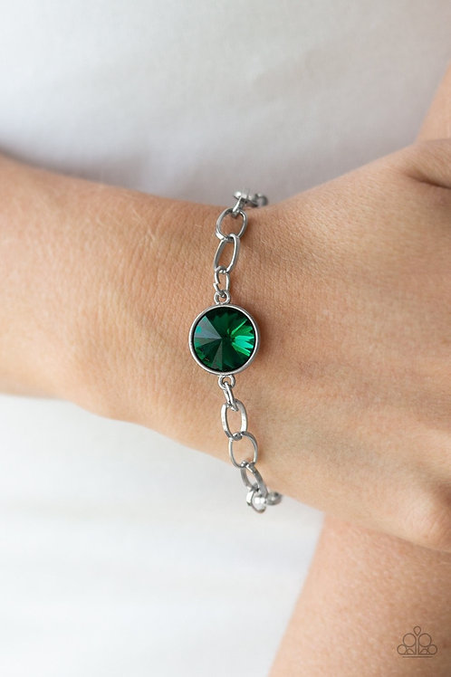 All Aglitter - Green - Paparazzi