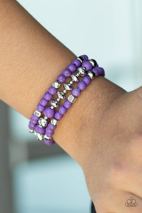 Mountain Artist - Purple