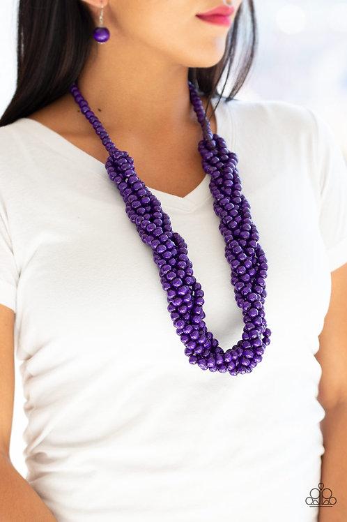 Tahiti Tropic - Purple