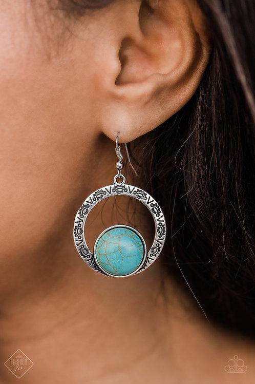 Mesa Mood - Blue Turquoise