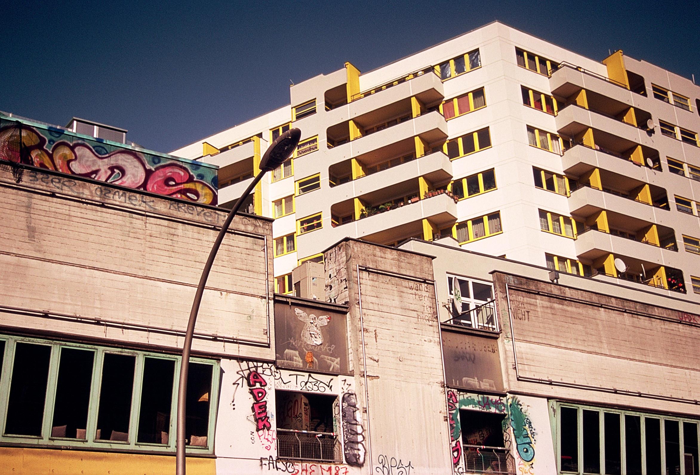 Berlin Lamp.