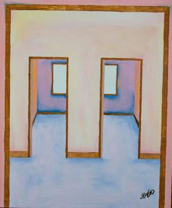 Double Doors, 2018