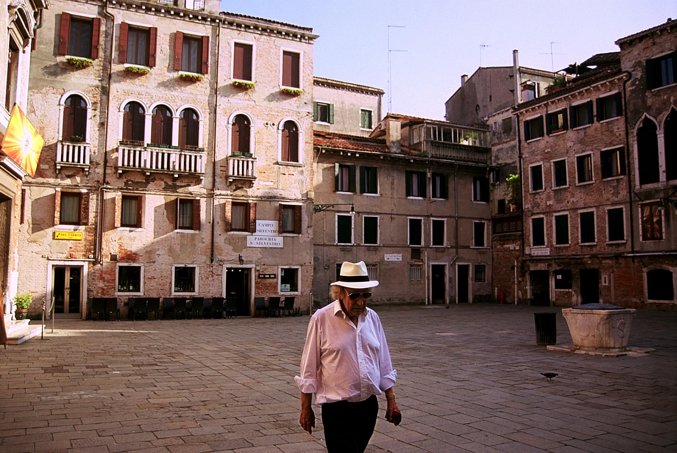 Venice Man.