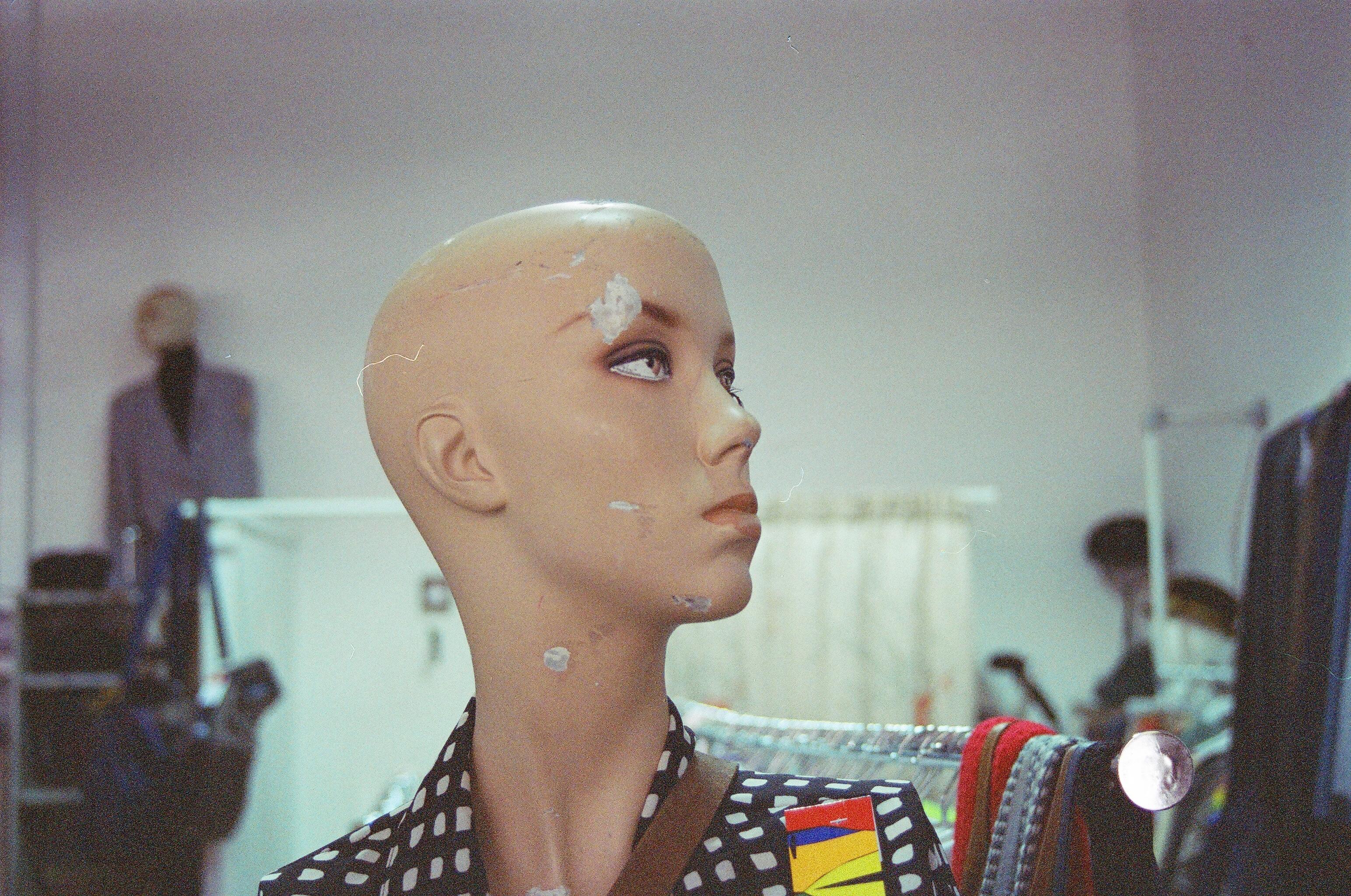 K'rd OpShop Mannequin