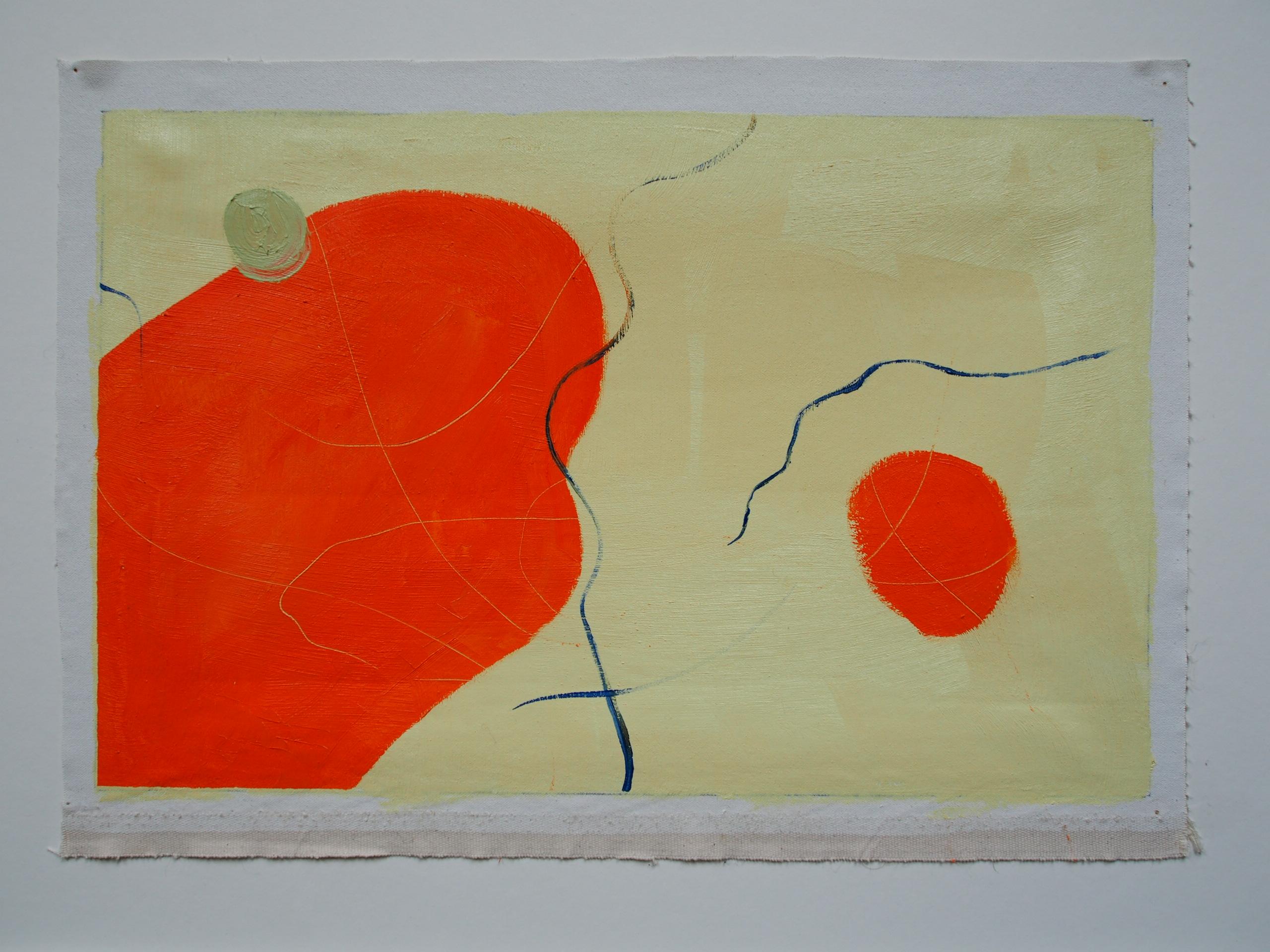 Orange, 2017.