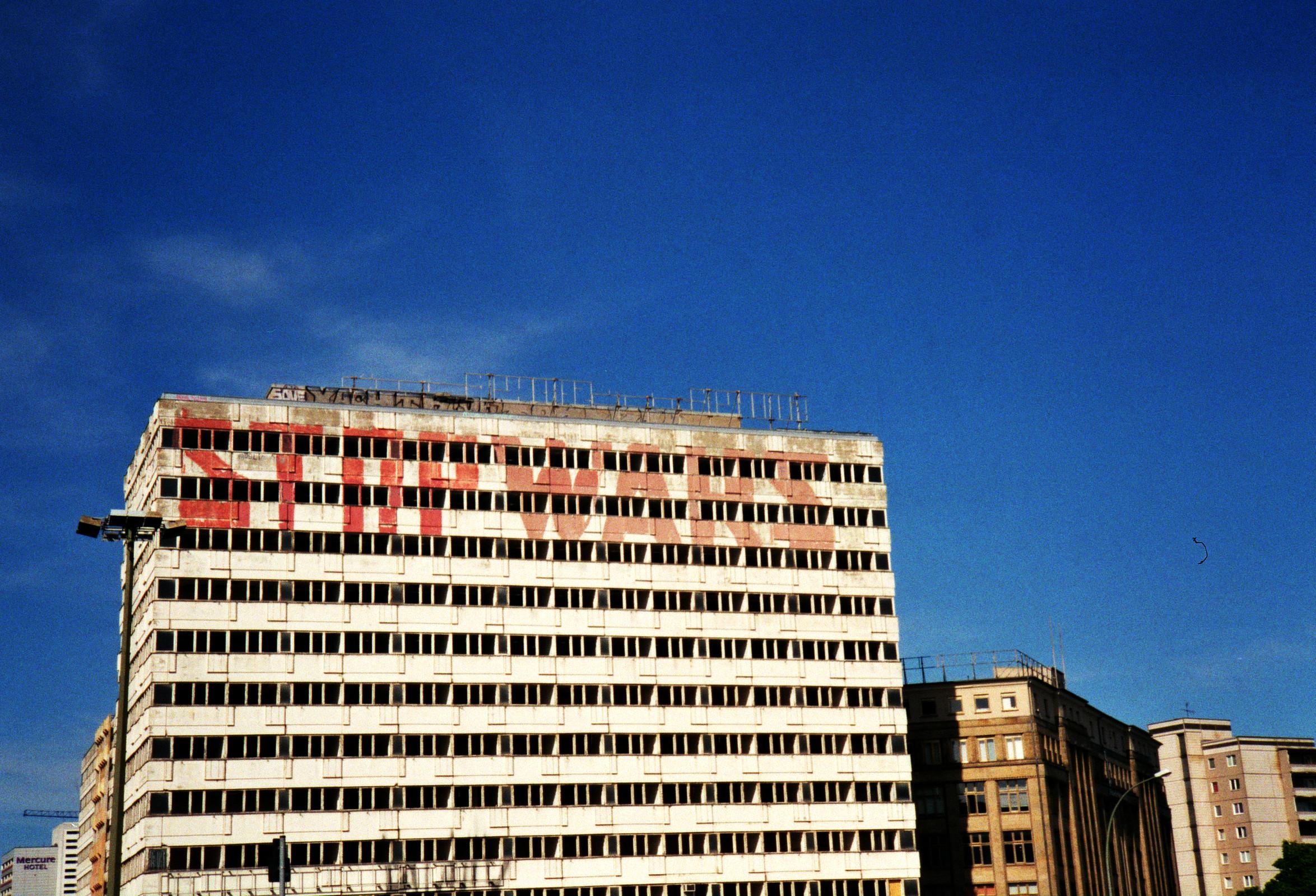 Stop Wars Berlin