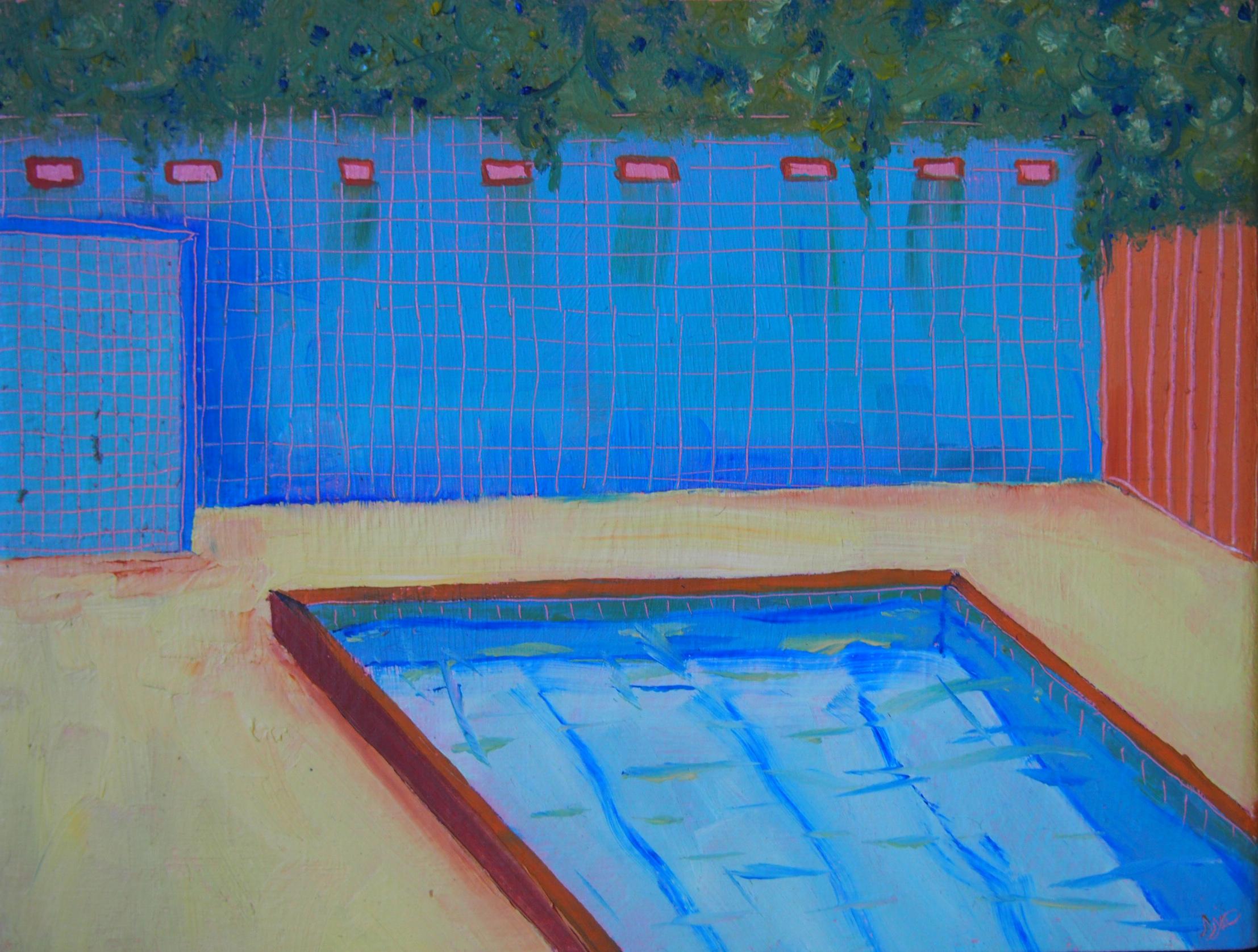 Pool Study, 2018