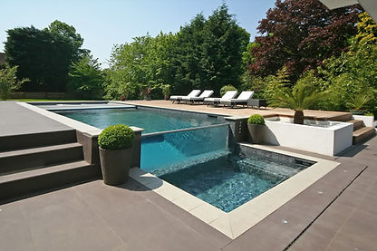 modern-backyard-pool-design-with-2-diffe