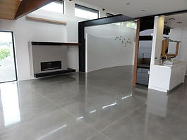 Polished-Concrete-Floors-Residential-Lev