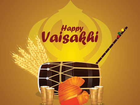 Sir Mark wishes a Happy Vaisakhi to all Sikh Prestonians