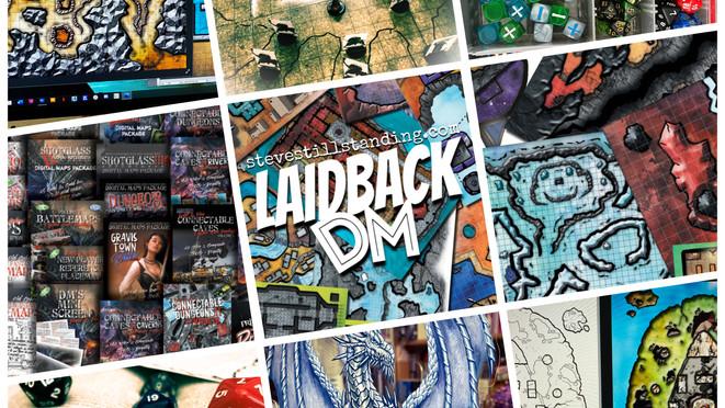 #TTRPGFeature Creator 6/3: The Laidback DM
