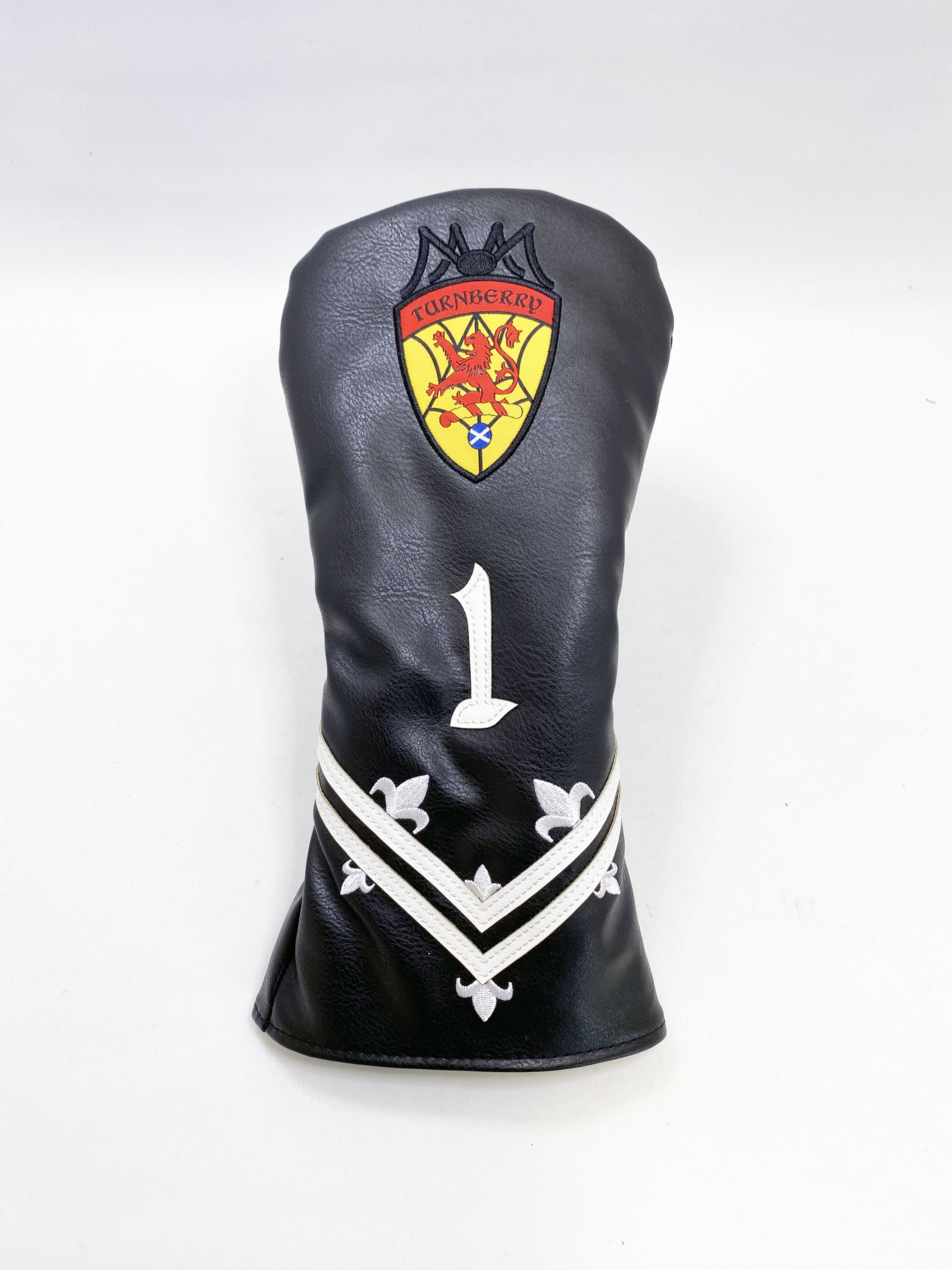 BESPOKE HERITAGE DRIVER COVER