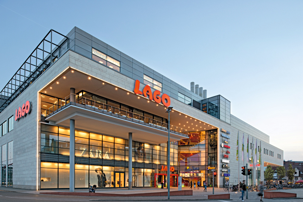 Lago Shopping Mall