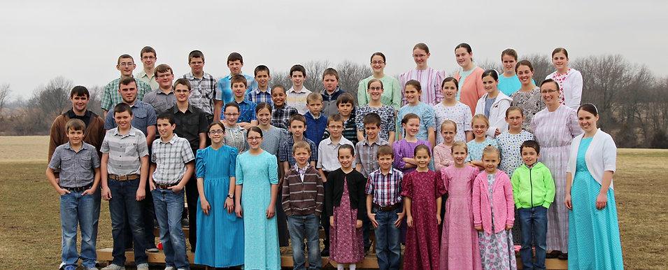School Children and Teachers
