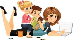 work from home while raising your kid's