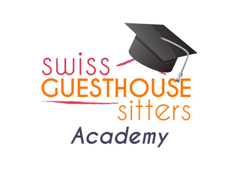 Swiss Guesthouse Sitters Academy !