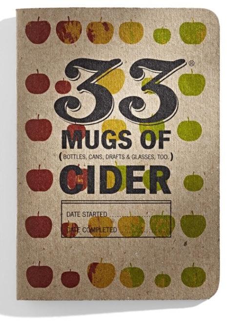 Booklet: 33 Mugs of Cider - 10 Pack