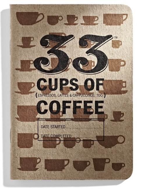 Booklet: 33 Cups of Coffee