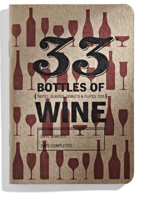 Booklet: 33 Bottles of Wine - 10 Pack